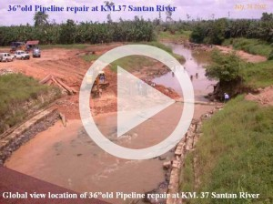 StrongBack Pipeline Repair